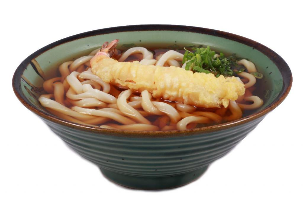 tempura udon soup
