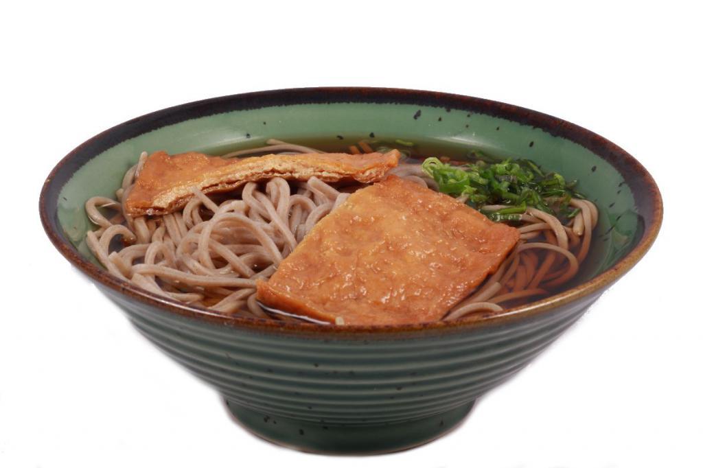 kitsune soba soup