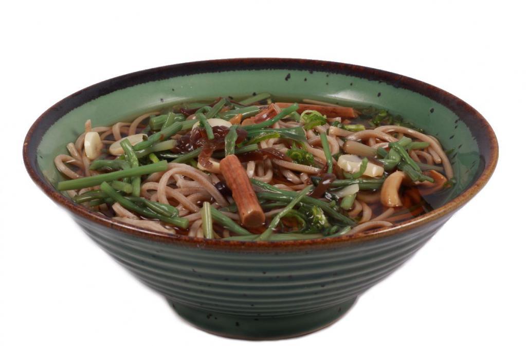 sansai soba soup
