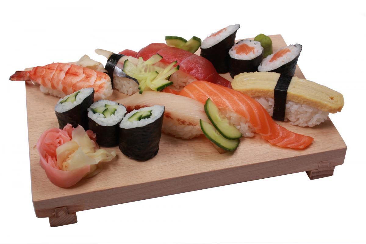 sushi chu set
