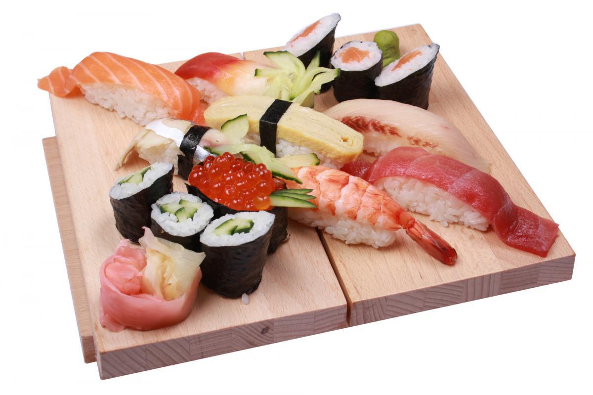 sushi dai set