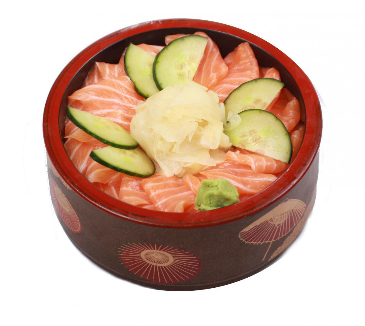 sake sushi don